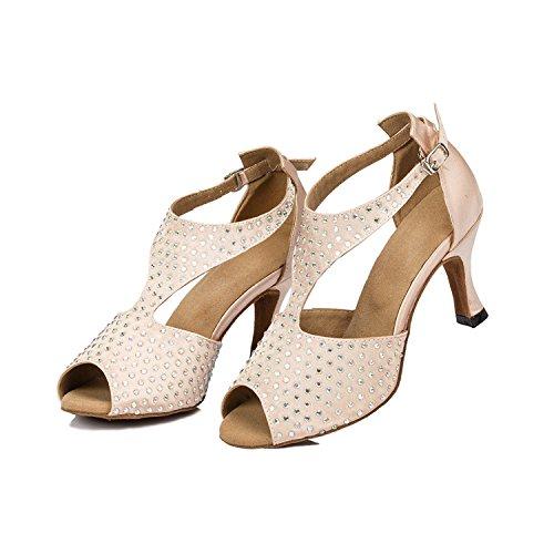 Miyoopark - Ballroom donna Nude-7.5cm heel