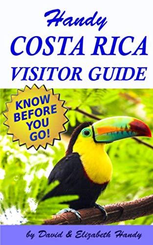 Price comparison product image Handy Costa Rica Visitors Guide