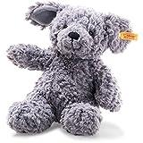Steiff 083570 Soft Cuddly Friends Toni Hund 28 cm blaugrau