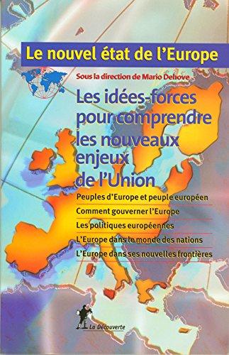 Le Nouvel Etat de l'Europe par MARIO DEHOVE