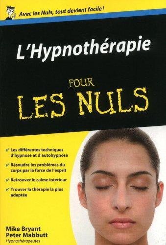 L'Hypnothrapie poche pour les Nuls