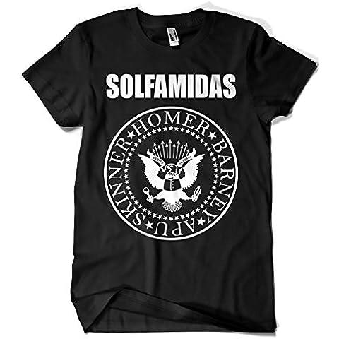 602-Camiseta Premium Los Simpsons - Solfamidas (Loku)