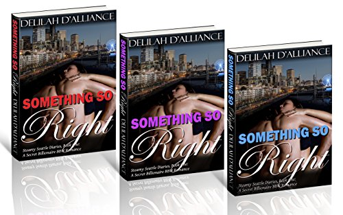 Something So Right, The Complete Series: A Secret Billionaire BBW Romance