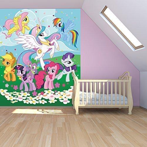 walltastic-disney-little-pony-art-aufkleber-tapete-vinyl-mehrfarbig-204-x-243-cm