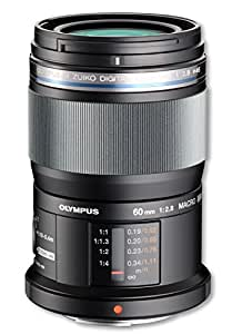 Olympus M.ZUIKO 60 mm DIGITAL ED Lens - Black