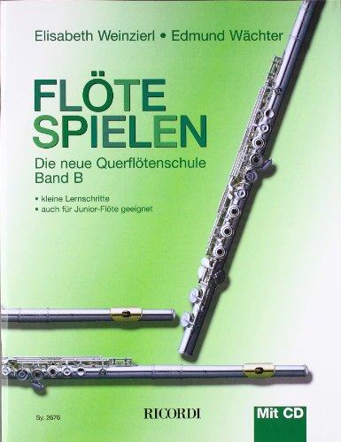 Flöte spielen Band B mit CD