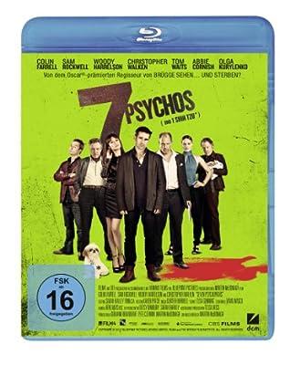 7 Psychos [Blu-ray]