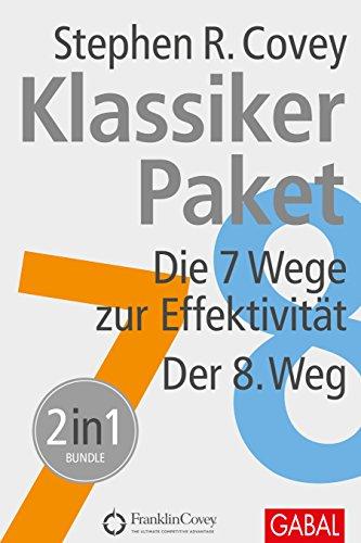 Klassiker Paket: Die 7 Wege zur Effektivität - Der 8. Weg (Dein Erfolg) -