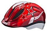 KED Meggy II Helmet Kids Red Stars Kopfumfang S/M | 49-55cm 2018 Fahrradhelm