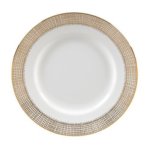 Wedgwood Gilded Weave Bread and Butter Plate, 6 by Wedgwood -