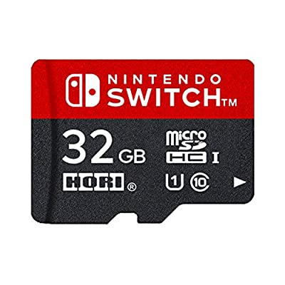 ?Nintendo Switch? Micro SD Memory card 32GB for Nintendo Switch by Hori