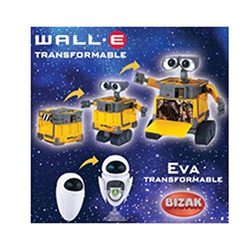 Bizak Figura Transformable Wall - E