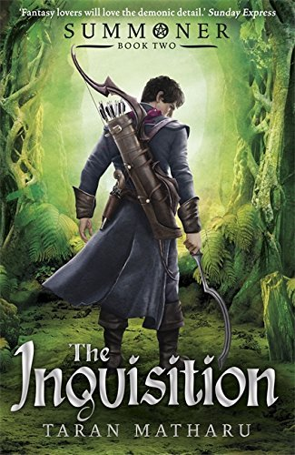 Book 2: The Inquisition (Summoner) by Taran Matharu (2016-05-05)