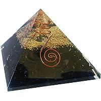Schwarz Turmalin orgainte Pyramide Heilung Kristalle Reiki organite Pyramide Reiki Spritual Geschenk mit Rot Geschenk... preisvergleich bei billige-tabletten.eu