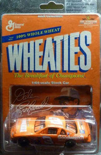 action-racing-collectibles-platinum-series-dale-earnhardt-no-3-wheaties-1997-chevrolet-monte-carlo-l