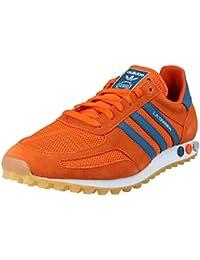 hot sales 35798 77a04 adidas Originals LA Trainer OG Schuhe Orange Sneaker Retro Turnschuhe Herren  Damen