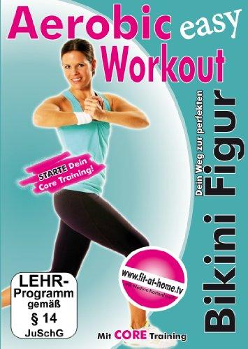 Aerobic Workout - Der Weg zur perfekten Bikini Figur