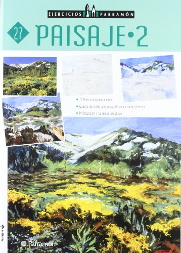 Descargar Libro EJERCICIOS PARRAMON PAISAJE 2 (Ejercicios parramón) de EQUIPO PARRAMON
