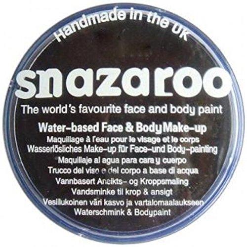 Snazaroo Pot de maquillage Halloween corps et visage à Base d'eau - 38 couleur 18 ml