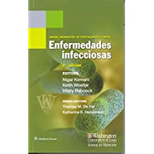 Manual Washington de especialidades clinicas. Enfermedades infecciosas