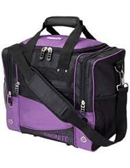 Ebonite Impact Single - Bolsa de bolos, color negro / violeta
