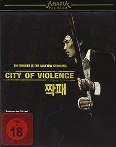 City of Violence - Amasia Premium [Blu-ray]
