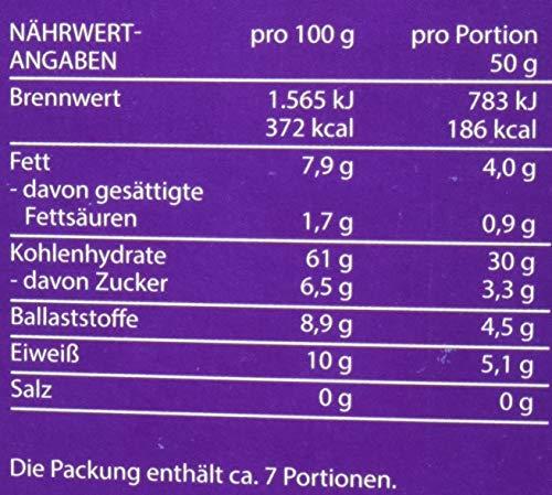 Kölln Beeriges Hafer-Porridge - 6er Pack (6 x 375g)
