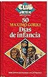 DIAS DE INFANCIA par Gorki