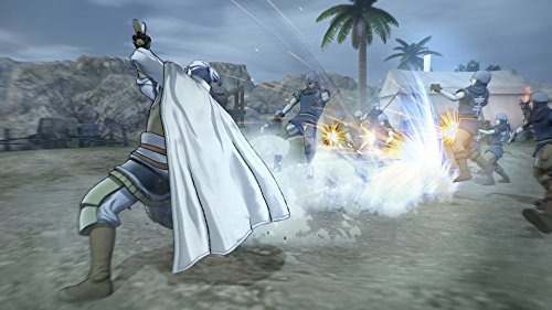 Arslan The Warriors of Legend  screenshot
