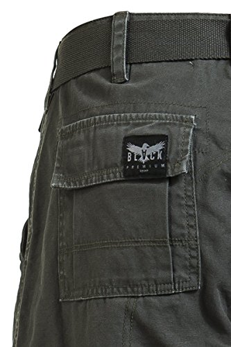 Black Premium by EMP Hated Hose khaki Khaki