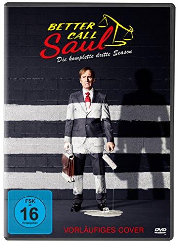 Preisvergleich Produktbild Better call Saul - Die komplette dritte Season (3 Discs)