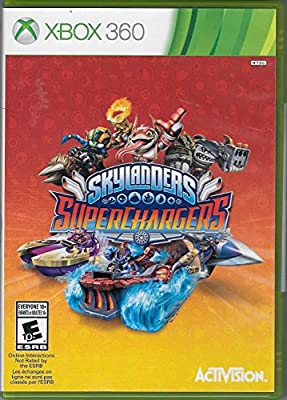Skylanders Superchargers Standalone Game Only for Xbox 360