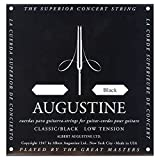 Augustine 650405 Black Label Saiten für Klassik Gitarre - A5