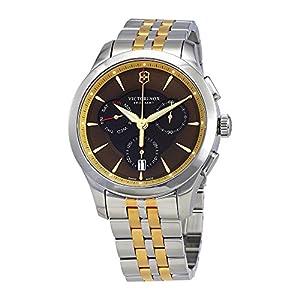 51cBWRUdd9L. SS300  - Victorinox-Alianza-crongrafo-Brown-Dial-Mens-Reloj-249116