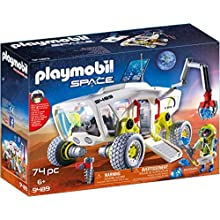 PLAYMOBIL Space 9489 Mars Research Vehicle, For children ages 6 +