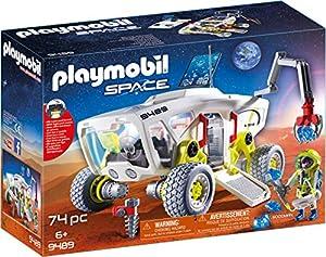 PLAYMOBIL Space Vehículo de Reconocimiento, A partir de 6 años (9489)
