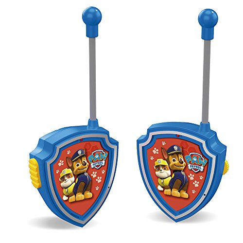Paw Patrol - Set de 2 walkie talkies (Cefa Toys 00434)