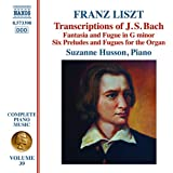 Liszt : Complete Piano Music, Volume 39 - Transcriptions of J.S. Bach
