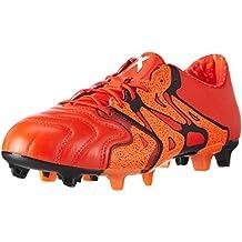 best loved 911be 1e4f2 adidas Herren X15.1 FG AG Leather Fußballschuhe