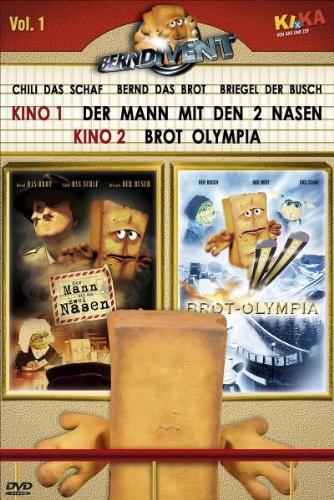 Vol. 1 - Der Mann mit den 2 Nasen / Brot Olympia