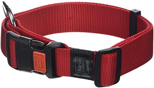 hundeinfo24.de Karlie Verstellbares HalsbandArt Sportiv Plus in 9 Farben und 5 Größen (von 20 bis 75 cm)