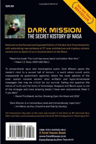 Dark Mission: Revised and Enlarged Edition
