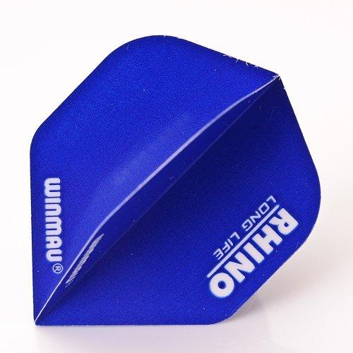 3-x-sets-winmau-blue-rhino-dart-flights-extra-tough-super-strong-long-life
