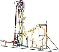 K'NEX 33485 - Thrill Rides, Double Doom Roller Coaster