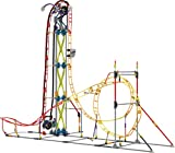 K'NEX 33955 - Thrill Rides - Electric Inferno Roller Coaster - 639 Pieces - 9+ - Bau- und Konstruktionsspielzeug