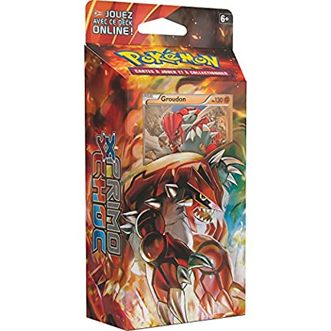 Pokémon - POXY501 - Jeu de Cartes - Starter - XY05 - Primo Choc - Modèle Aléatoire