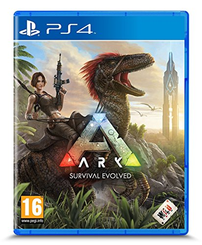 ARK Survival Evolved (PS4) (Playstation 2 Medieval)