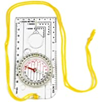Magnifying Compass - MAVI Magnifying Compass Army Scout Hiking Camping Boating Map Reading Orienteering
