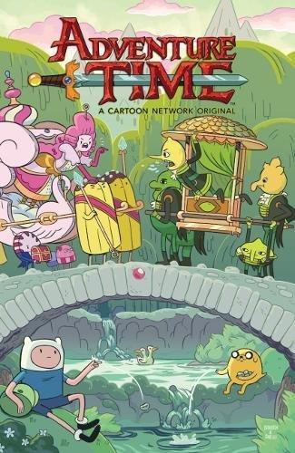 Preisvergleich Produktbild Adventure Time Volume 15