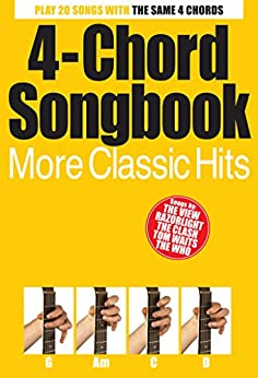 4 Chord Songbook: More Classic Hits par [Wise Publications,]